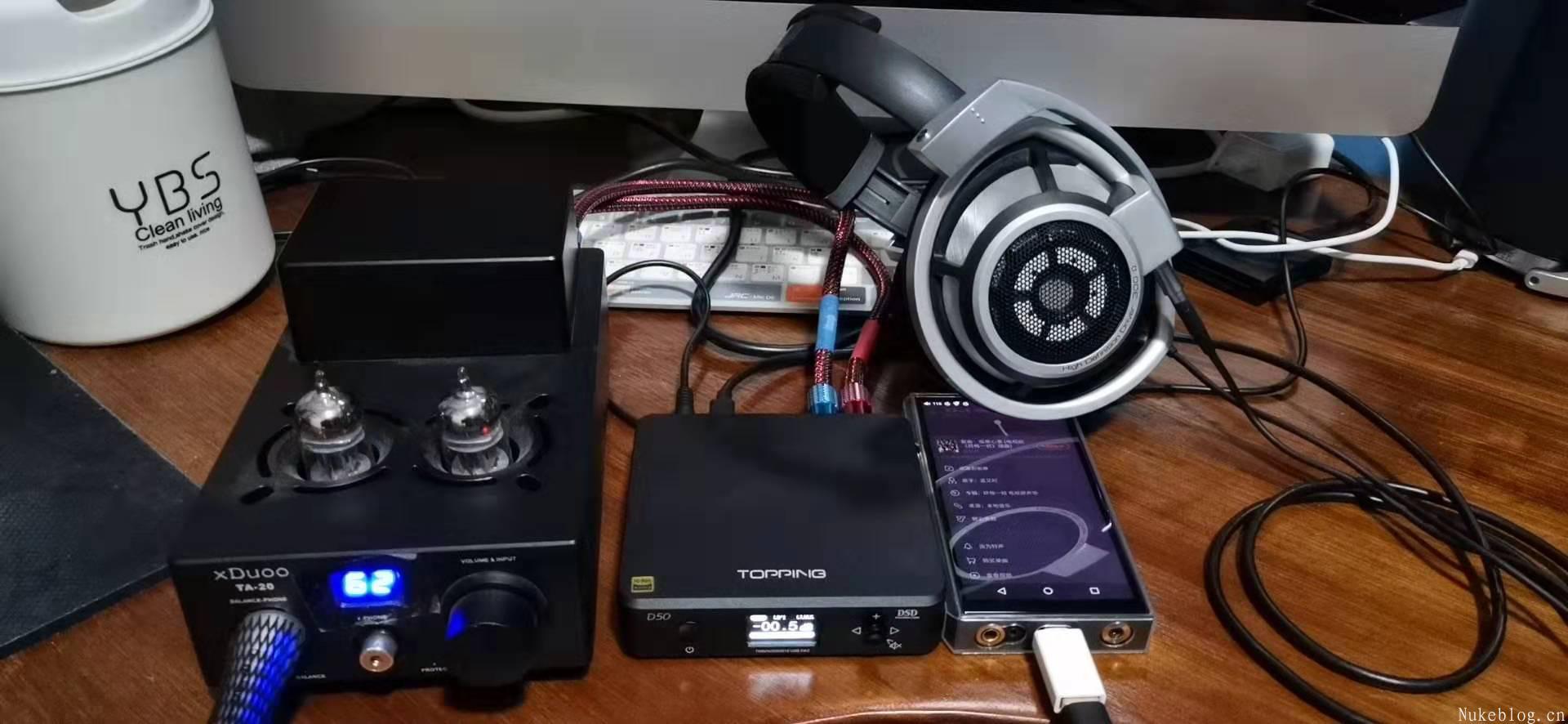 森海塞尔HD800使用感受